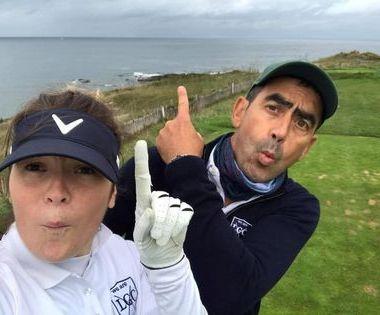 La Golfarmoricaine par Karim Bétina Président du golf de Cergy